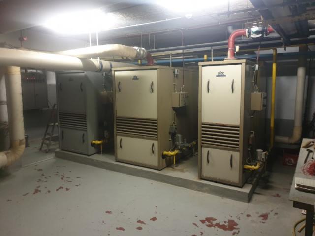 Travaux de plomberie et chauffage
